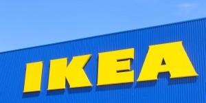 Ikea logotype